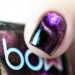 Bow Nail Polish Alpha Omega