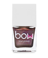 Bow Nail Polish Empty Space