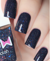 Bow Nail Polish Explode The World