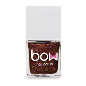 Bow Nail Polish Fit For A King