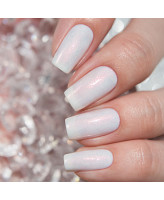 Bow Nail Polish Frozen