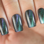 Bow Nail Polish Gravity (holo)