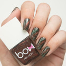 Bow Nail Polish In The End