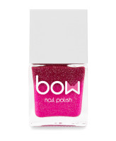 Bow Nail Polish Left behind