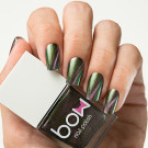 Bow Nail Polish Omen