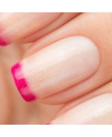 Bow Nail Polish Верхнее покрытие с термоэффектом (розовое)