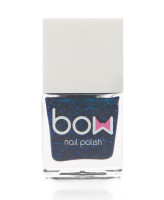 Bow Nail Polish Worlds Collide