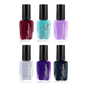 Cadillacquer Anniversary Collection 2019 set
