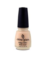 China Glaze Выравнивающее базовое покрытие Ridge Filler