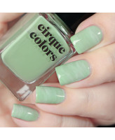 Cirque Colors Green Jade Nail Art Set