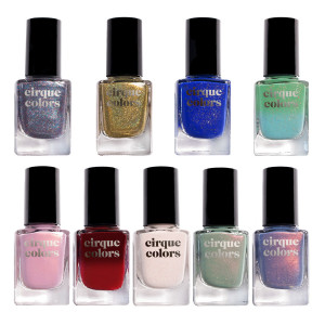 Cirque Colors Maison set