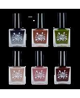 Color Flecks Коллекция лаков Forest Edge