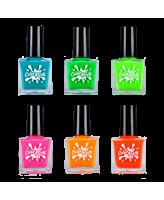 Color Flecks Коллекция лаков Neon Holidays