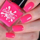Color Flecks Pink Milk