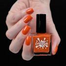 Color Flecks Tiger Lily