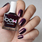 Bow Nail Polish In Flames (author - Veselovann_nails)