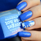 piCture pOlish Forget Me Not (author - victorika_nails)