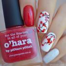 piCture pOlish O'Hara (O'Hara) (автор - victorika_nails)