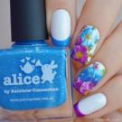 piCture pOlish Alice (Alice) (автор - victorika_nails)