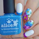 piCture pOlish Alice (author - victorika_nails)