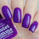 piCture pOlish Violet Femme (автор - victorika_nails)