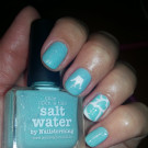 piCture pOlish Salt Water (автор - Ирина Х.)