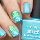 piCture pOlish Lime Lite (Lime Lite) (автор - lacquertech_)