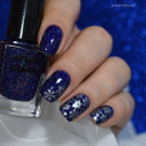 Cirque Colors Sapphire (author - Ekaterinka_nails)