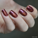 Bow Nail Polish Revel (author - cranberry_lollipop)