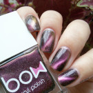 Bow Nail Polish Doomsday (holo) (author - Юлия К.)