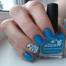 piCture pOlish Alice (Alice) (автор - adaana_)