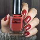 Cirque Colors Red Hook (автор - starkova_nails)