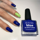 piCture pOlish Blue (author - Татьяна Г.)