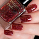 Cirque Colors Garnet (автор - kate_cuticle)