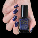 Cirque Colors Sapphire (author - kate_cuticle)