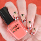 MoYou London Frenchy 12 (автор - kate_cuticle)