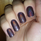Bow Nail Polish Аквабаза (author - MouseChe)