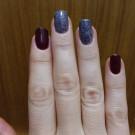Perfect Chic 447 Glam Granat (автор - MouseChe)