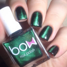 Bow Nail Polish Born Again (author - zelldalink)