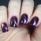 Bow Nail Polish Doomsday (author - zelldalink)