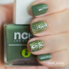 MoYou London Arabesque 05 (автор - o6_nails)