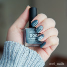 MoYou London Festive 06 (автор - o6_nails)