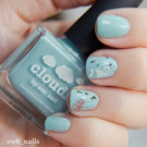 Picture Polish Clouds (author - o6_nails)