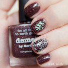piCture pOlish Demeter (автор - o6_nails)