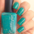 Cadillacquer Where The King Goes, The Realm Follows (автор - zaya_nails)