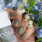Bow Nail Polish Delete, Repeat (author - nailkyky)