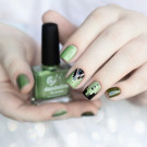 piCture pOlish Dandelion (автор - epicnemy)