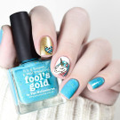 piCture pOlish Fool's Gold (автор - @epicnemy)
