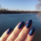 Bow Nail Polish Dating An Alien (author - lubnina_n)