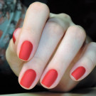 Bow Nail Polish Матирующее верхнее покрытие (author - Chechiknails)